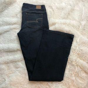 American Eagle Favorite Boyfriend Jeans 12 Long